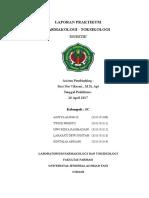 Laporan Praktikum Farmakologi Diuretik