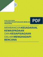 BNPB Buku Siap Siaga Bencana