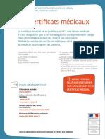 Certifs Medicaux