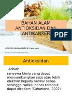 Bahan Alam Antikanker