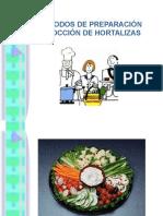 02. Coccion de Hortalizas y Frutas
