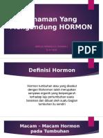 Farmakognosi - Hormon
