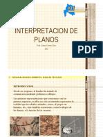 Curso de Interpretación de Planos