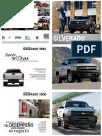 Catálogo Silverado 1500 2013