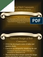 Design of Belt Conveyors Part 1 (4)