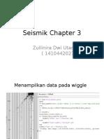 Seismik Chapter 3