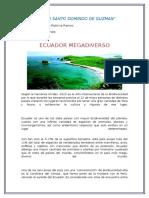 Biologia Ecuador Megadiverso