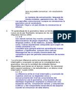 Curso para Perfeccionamiento de Profesores de ELE-LÉXICO-Actividad 1