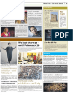 Times of Malta - February 12, 2017