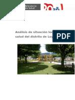 Análisis de Situación Local de Salud Del Distrito de Luyando