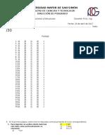 Examen 2017 Aplicación Computacional a Estructuras