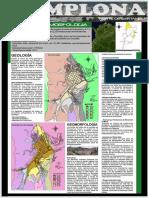 Pamplona, Norte de Santander, Geologia y Morfologia