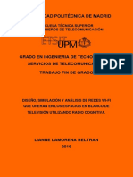 Wifi Radio Cognitivo