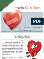 Insuficiencia Cardíaca Abril 2017