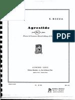 Bozza Agrestide FL