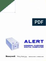 FL-665-R1A ALERT General Purpose Digital Computer