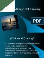 Manejo Del Craving II