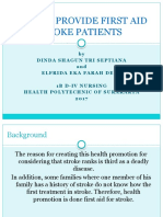 How to Provide First Aid for Stroke Patients (1bd4)