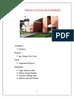 Informe Final Del Diagrama de Flujo i