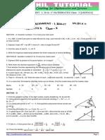 10th Maths Sa-1 Sep 2016 Question Paper -1