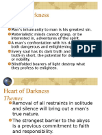 Heart of Darkness  themes pp.ppt