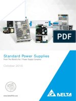 Resources Catalogs Delta Standard Power Supplies Catalog