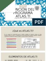 Función Del Programa Atlas