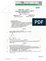 10th Maths Sa-1 Sep 2016 Original Question Paper-4