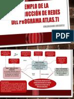 Ejemplo de La construcción de Redes Del Programa Atlas