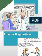 Diapositivas d pruebas diagnosticas en epidemiología