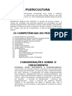 15 Competencias Do Pediatra