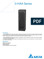 Factsheet TPS Indoor Power Systems ESBB3000 HAA Series