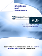 Corporateexcellencethroughcorporategovernance Lectureaticai 100126234753 Phpapp02