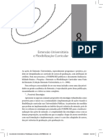 Extensao Universitaria Flexibilizacao Curricular