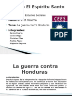 La guerra contra Honduras.pptx