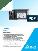 Factsheet TPS Controllers ORION Touch En