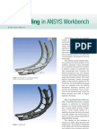 Sub Modeling in ANSYS Workbench
