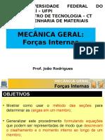 07 - Forças Internas