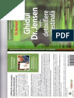 Ghidul Dr Jensen Pentru Detoxifiere Intestinala