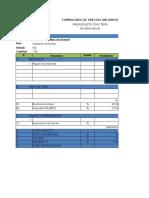 Analisis de Precios Unitarios MAICA QUENAMARI