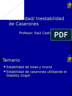16-Estabilidad de Caserones