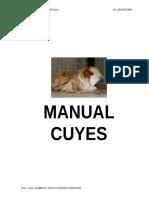 Manual Cuyes Arreglar