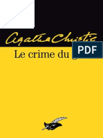 Agatha Christie - Le Crime du Golf.epub