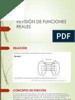 Revision de Funciones Reales