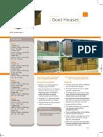 Goat Houses