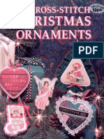 100 Cross Stitch Christmas Ornaments