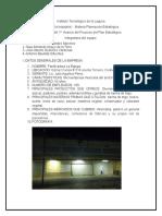 1er Avance Proyecto Final -Formato Plan Estrategico