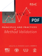 BOOK - RSC-AOAC. Principles & Practices Validation.pdf