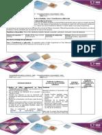 Guía de Actividades y Rubrica de Evaluación -Fase 3 Transferencia y Aplicación
