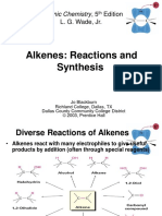 09 Alkene Synthesis and Electrophilic Addition